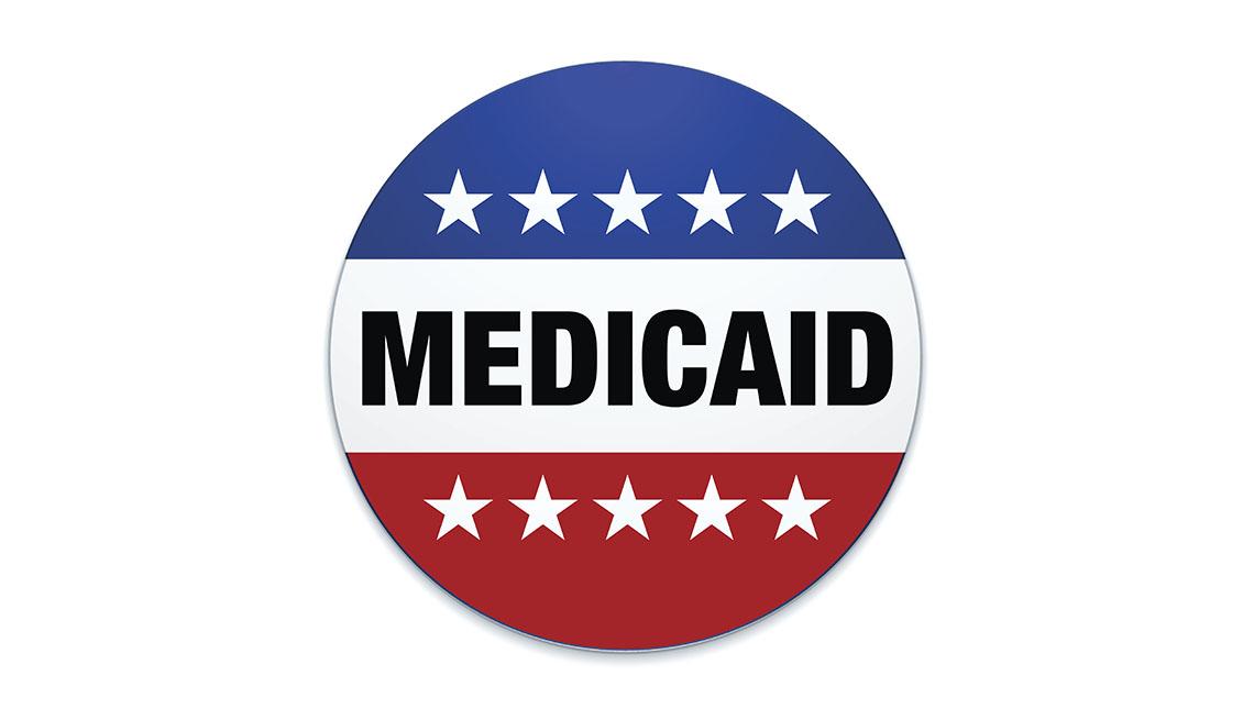 Medicaid button