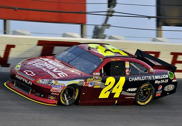 Jeff Gordon Drive to End Hunger slideshow