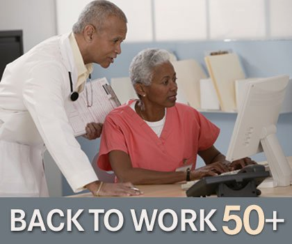 Back to Work at 50+