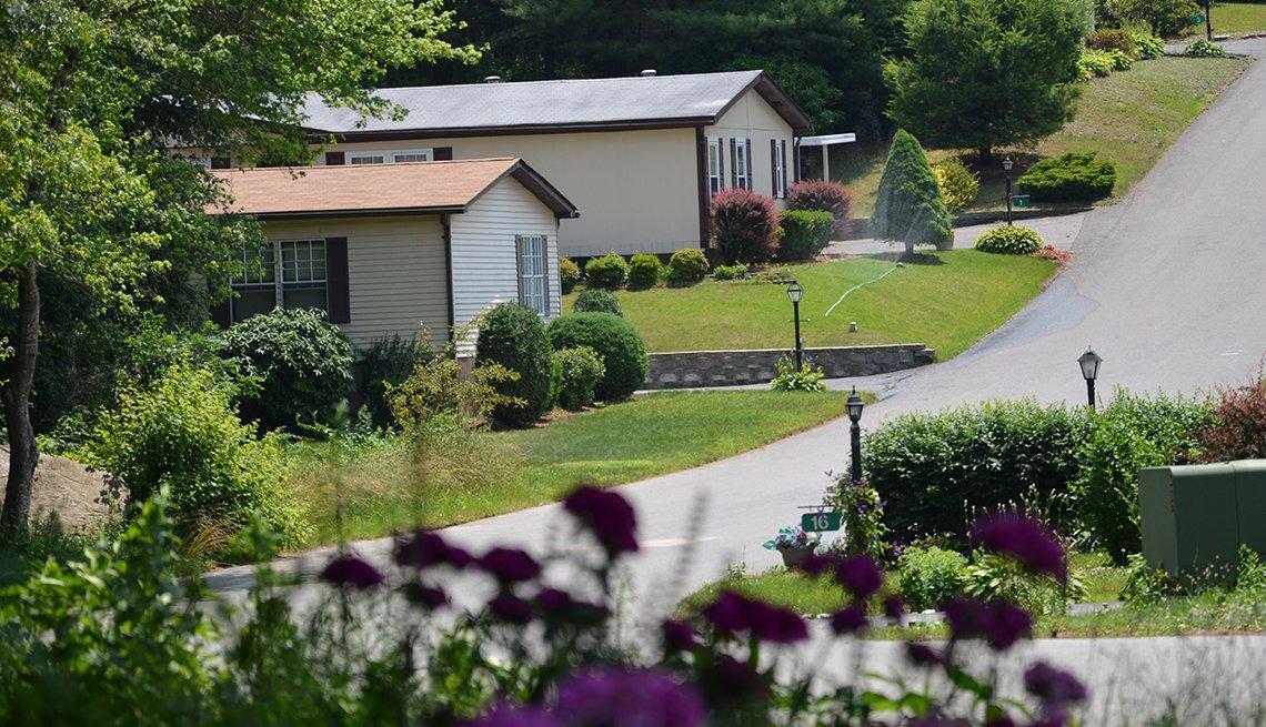 Cranberry Village, Carver, Massachusetts, Resident-Owned Communities, AARP Livable Communities,
