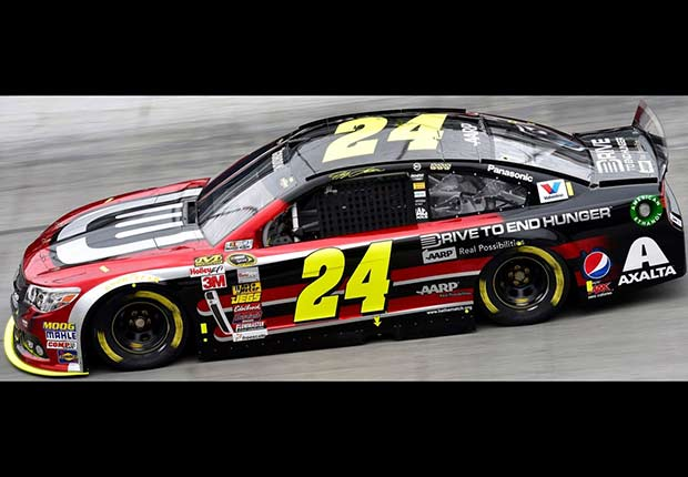 Drive To End Hunger Jeff Gordon 24