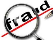 Identifying Fraud