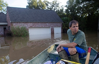AARP Flood Donation