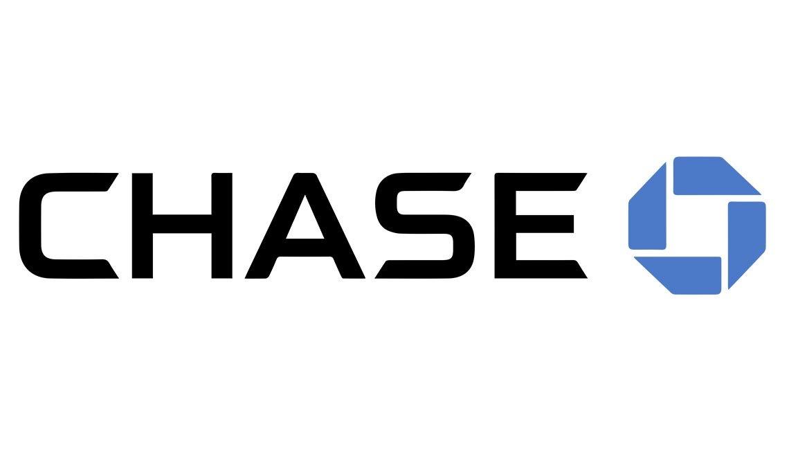 Chase logo, AARP Foundation