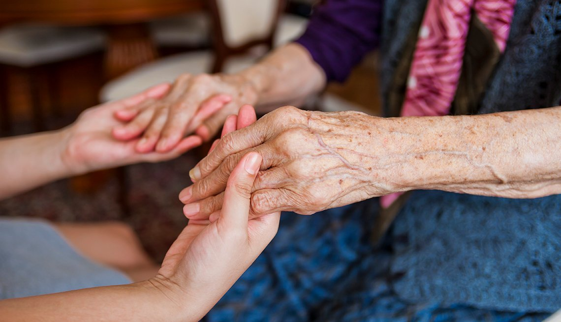 Caring Hands, AARP Foundation, Ways to Give