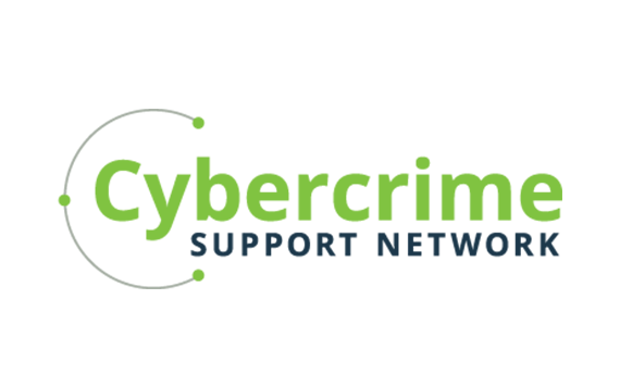 logo for the cybercrime support network
