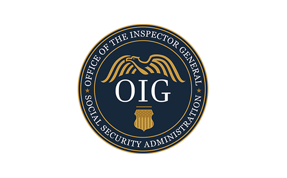 logo of the office of the inspector general of the social security administration