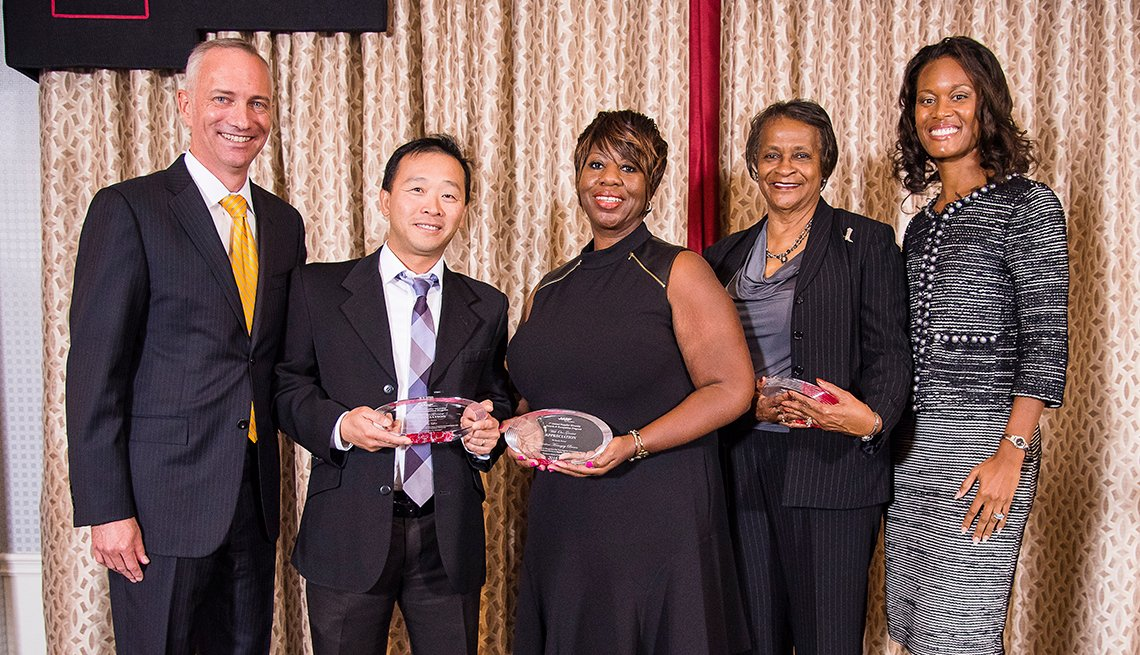 Supplier Diversity Champion Award