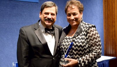 Jo Ann Jenkins, Influencer of the Year 2015 AARP
