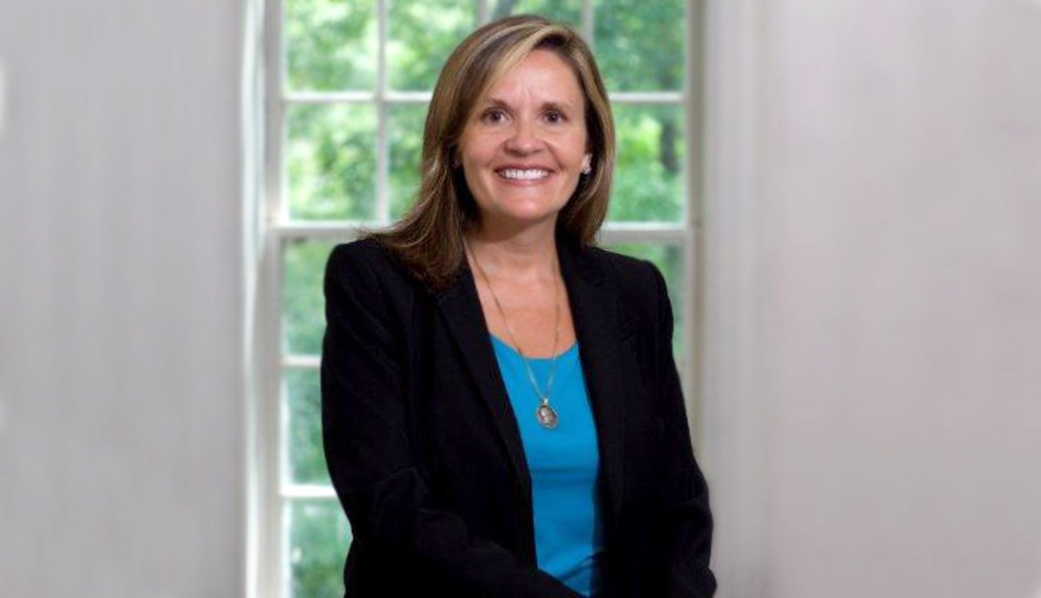 Lisa M. Ryerson President AARP Foundation