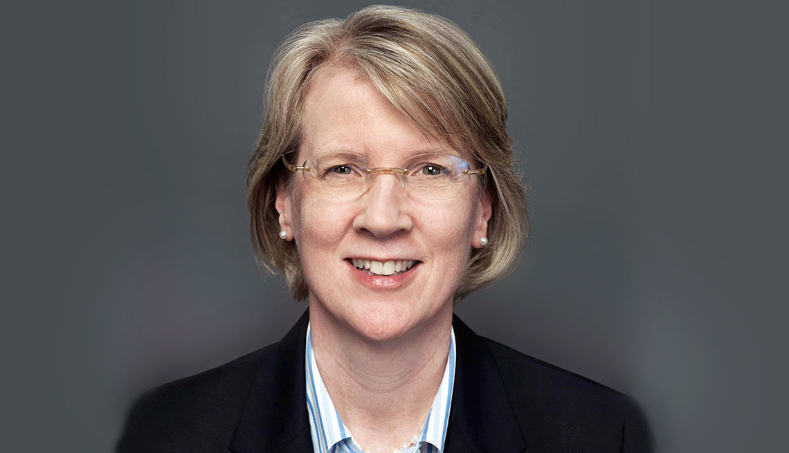 Nancy Smith Corporate Secretary