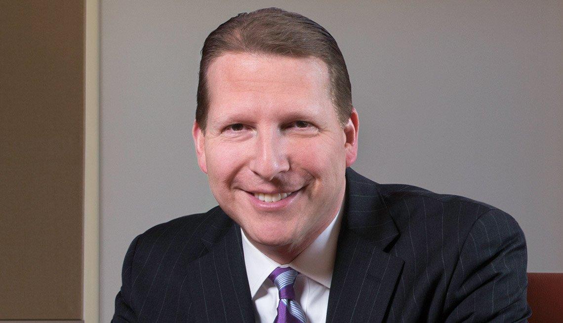 Scott Frisch   Chief Operating Officer