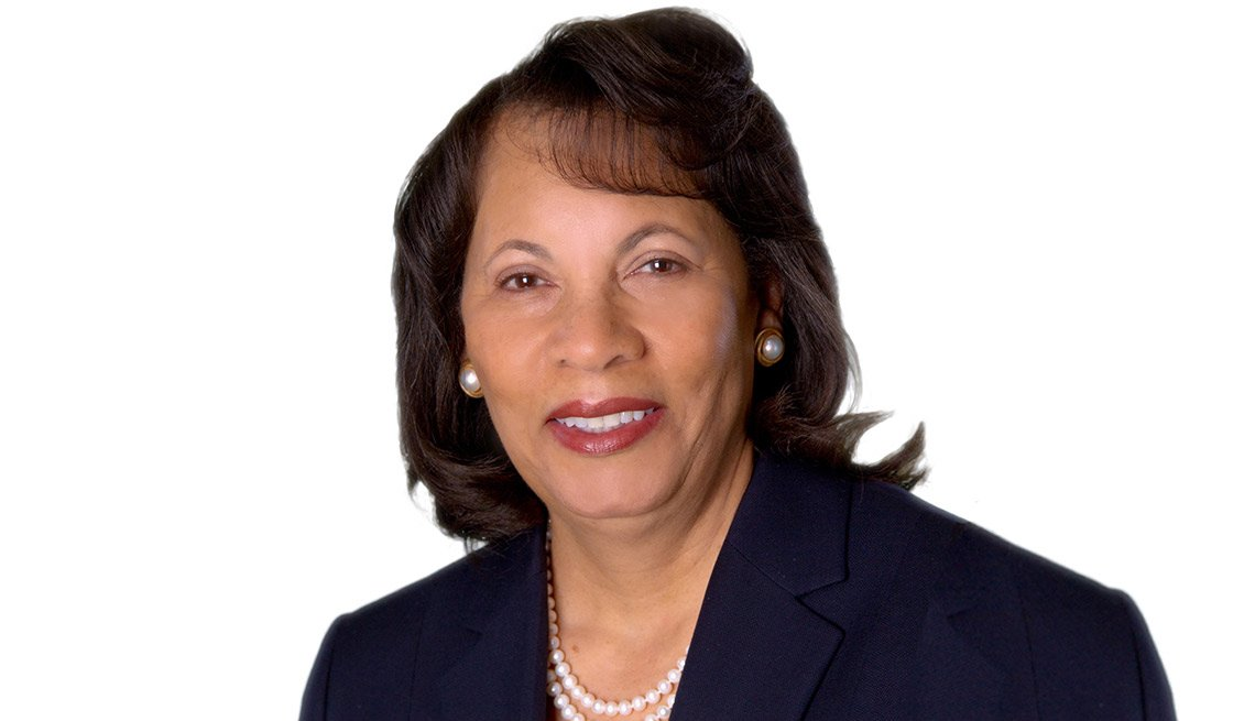 jewell d hoover second vice chair aarp board of directors