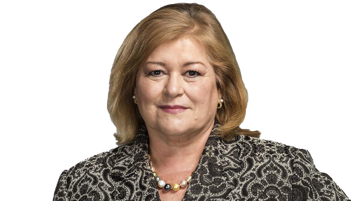 Libby Sartain, member, AARP Board of Directors