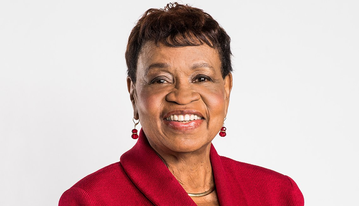AARP President-elect Catherine Alicia Georges