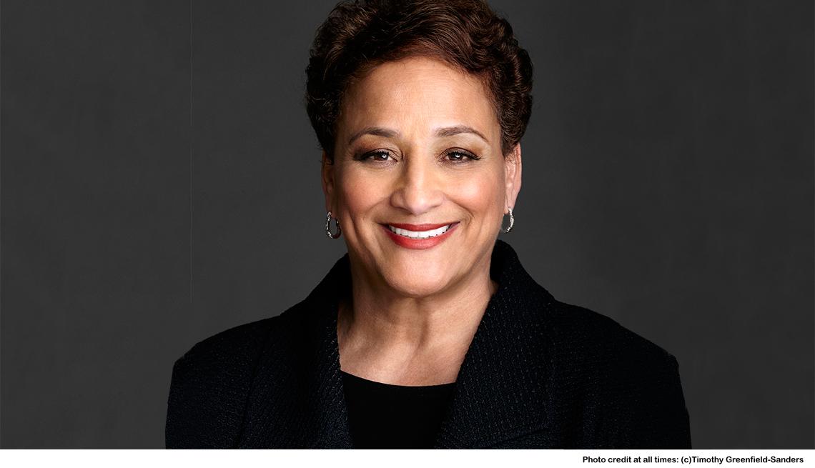 Jo Ann Jenkins Directora Ejecutiva de AARP