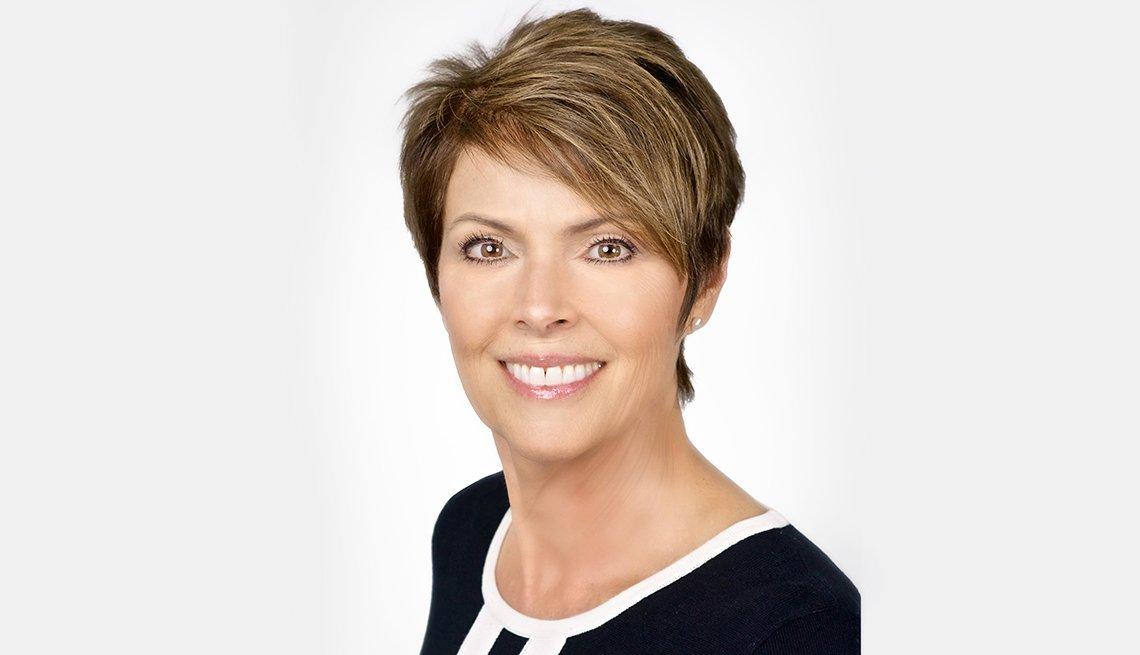 AARP Board Member Martha Hayes.