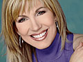 Talk show host and radio personality Leeza Gibbons