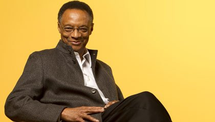 Ramsey Lewis, American Jazz composer, pianist, and radio personality.