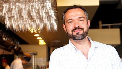 Alex Roberts, celebrity chef