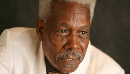 American soul/R&B singer and songwriter Eddie Floyd