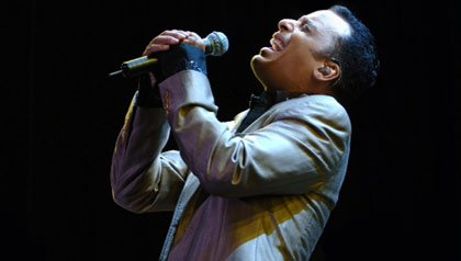 Cuban-American singer/songwriter Jon Secada, 2-time Grammy award winner.