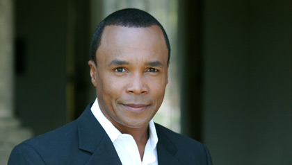 AARP National Event Speaker Sugar Ray Leonard