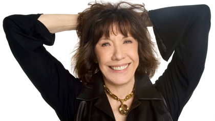 Lily Tomlin, speaker at AARP National Annual Member Event in Los Angeles 2011