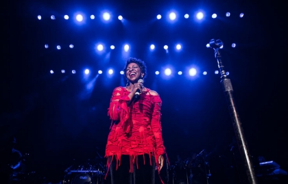 Gladys Knight, Life@50+ 2012 New Orleans