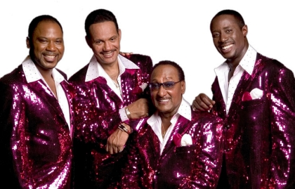 The Four Tops will be entertaining at the 2013 AARP Life@50+ event in Las Vegas.