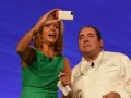 Hoda Kotb and Emeril Lagasse