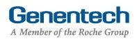 Genentech Roche Logo