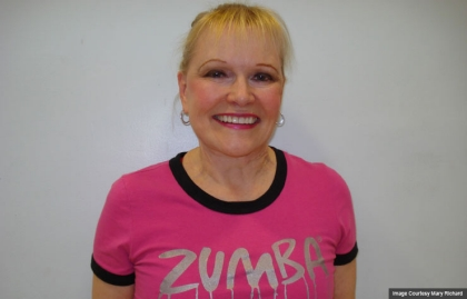 Mary Richard, Zumba Instructor
