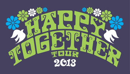 Happy Together Concert logo