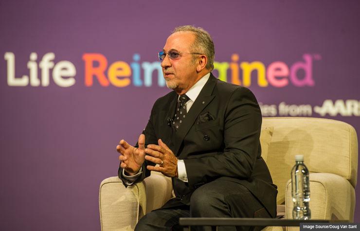 Life Reimagined Ambassador Emilio Estefan