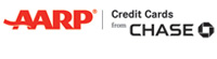 AARP Chase Credit Cards logo