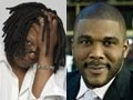 Whoopi Goldberg and Tyler Perry, speakers for Life@50+ 2013 in Atlanta