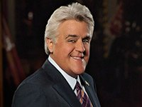 Jay Leno appearing at the Life@50+ National Event & Expo in Boston. (Photo by Mitchell Haaseth © NBC Universal, Inc.)