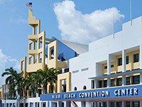 Centro de convenciones de Miami Beach