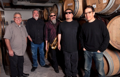 Los Lobos performing at the Ideas@50+ National Event & Expo in San Diego.