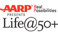 AARP Real Possibilities Life@50+ logo