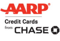 Chase Credit Cards, Platinum sponsor of the 2014 AARP Media Road Show