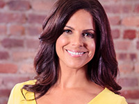 Soledad O'Brien appearing at the Life@50+ National Event & Expo in Boston.