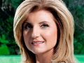 Arianna Huffington appearing at the Ideas@50+ National Event & Expo in San Diego.