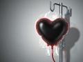Donación de sangre en el evento nacional de AARP + Ideas@50