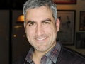 Taylor Hicks judging the Boomer Superstar contest finals at the Ideas@50+ National Event & Expo in San Diego.