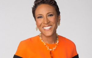 Robin Roberts appearing at the Life@50+ National Event & Expo in Miami.