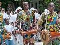 Festival en las calles de Filadelfia