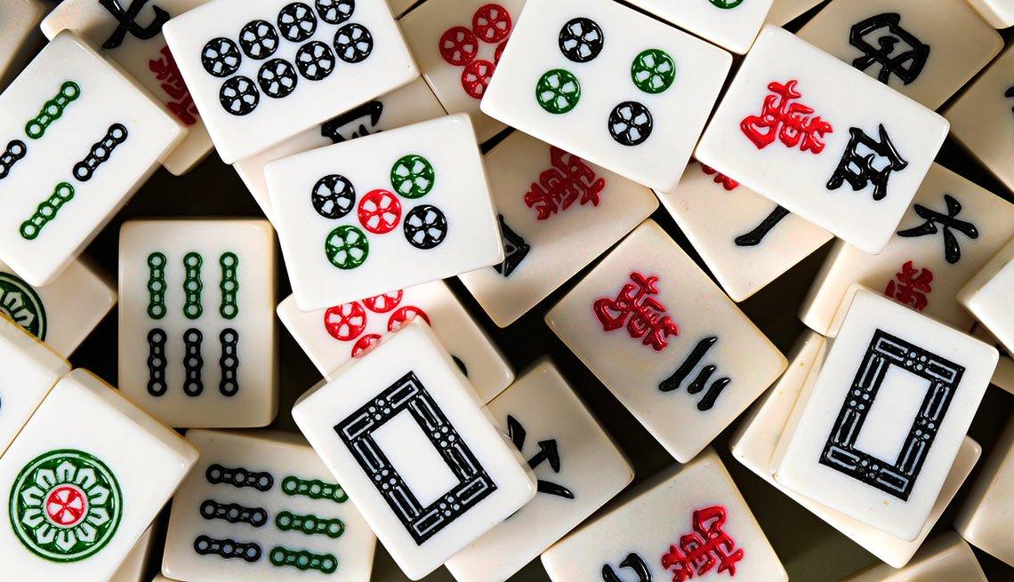 Juego de Mahjongg