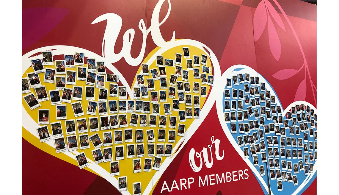 we love our a a r p members